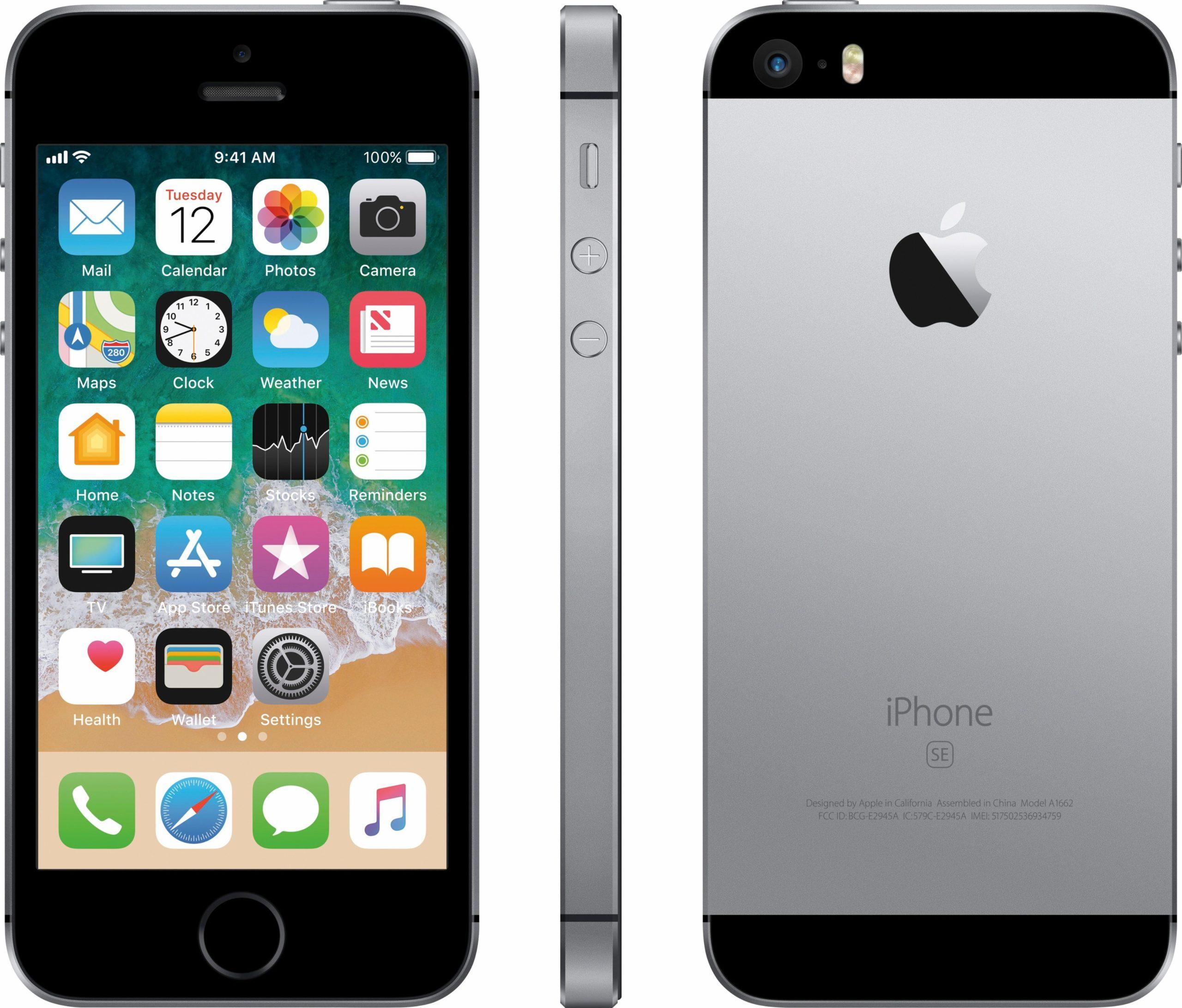 Sim free iphone se